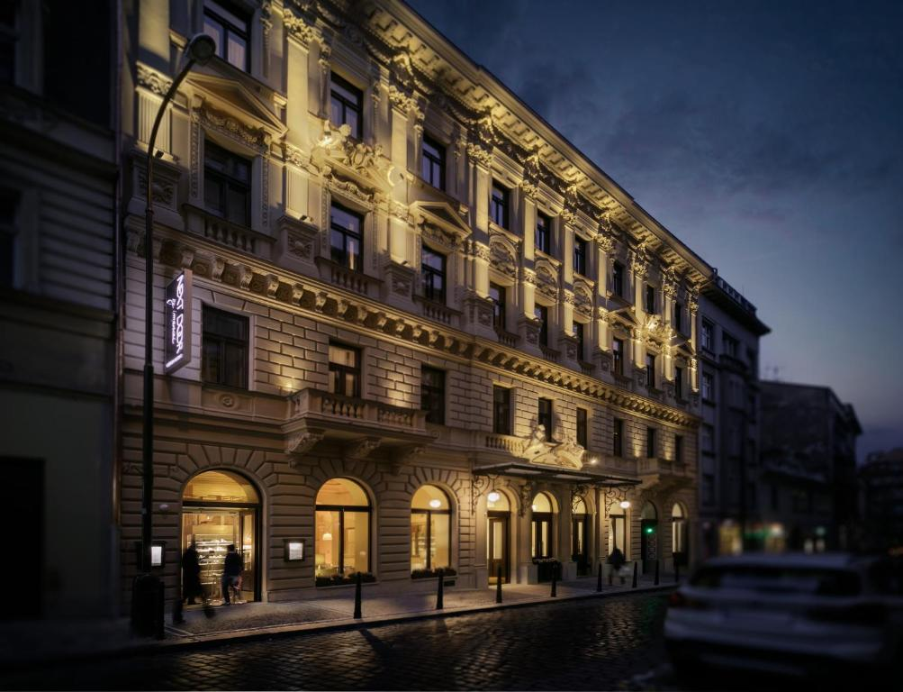 Cosmopolitan hotel prague tschechien prag for Hotel reservation in prague
