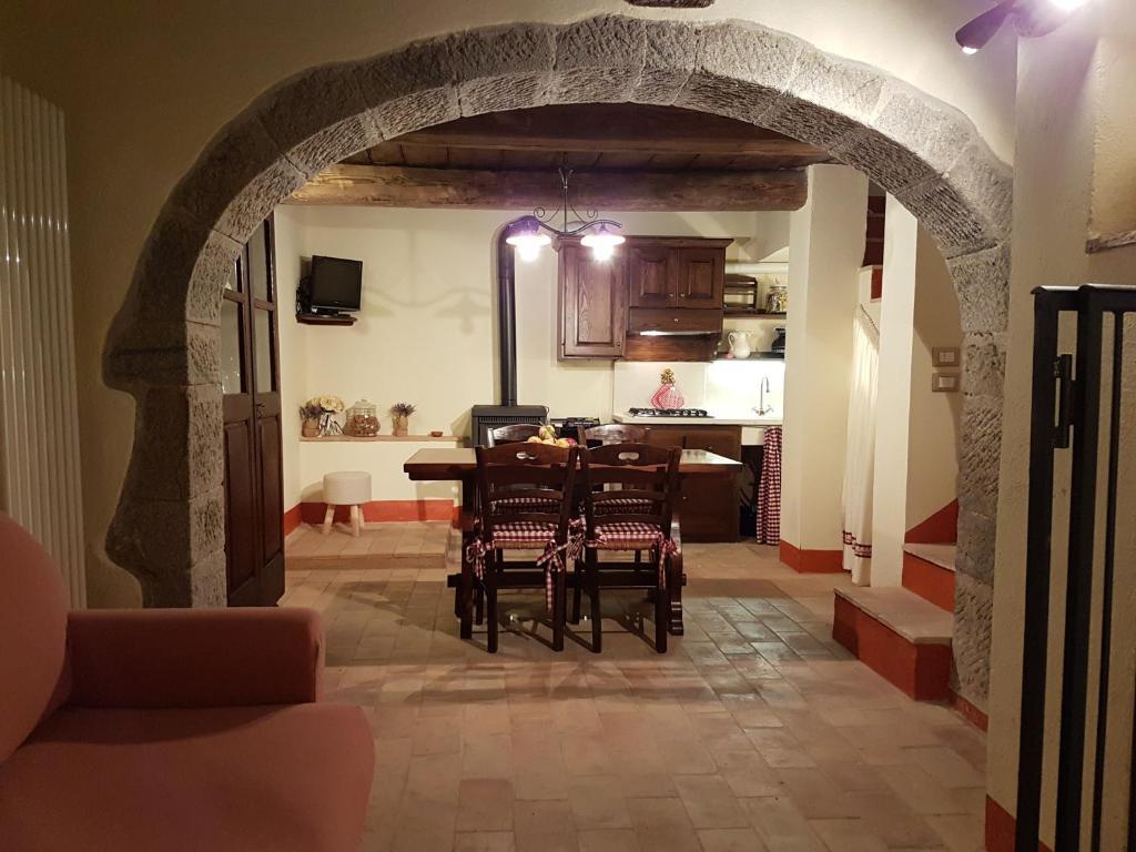 Casa anita castel del piano itali for Creatore del piano casa
