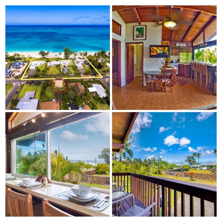 Beach House In Oahu: Island Beach Cottage, Waimanalo, HI