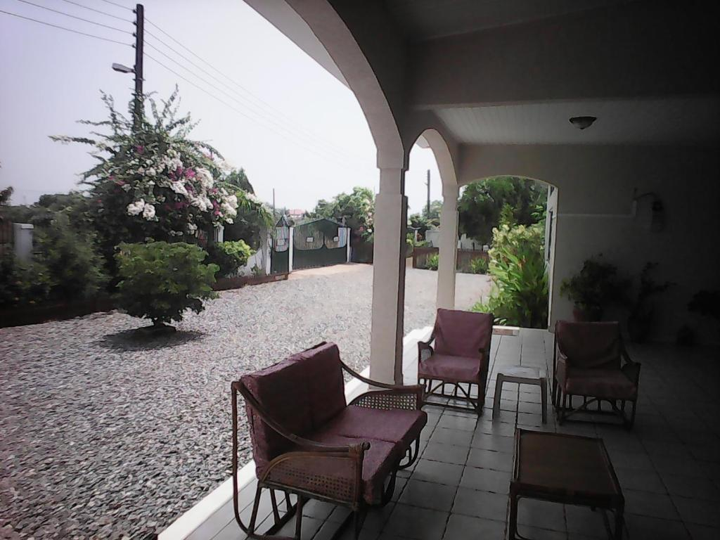 Ahoto Guest House