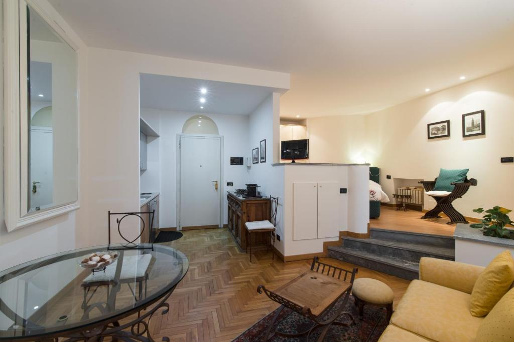 Duomo Open Space Apartment Milan Italy Booking Com