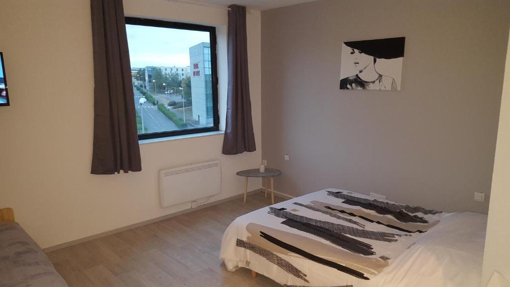 departamento l 39 appart oscope francia chasseneuil du poitou. Black Bedroom Furniture Sets. Home Design Ideas