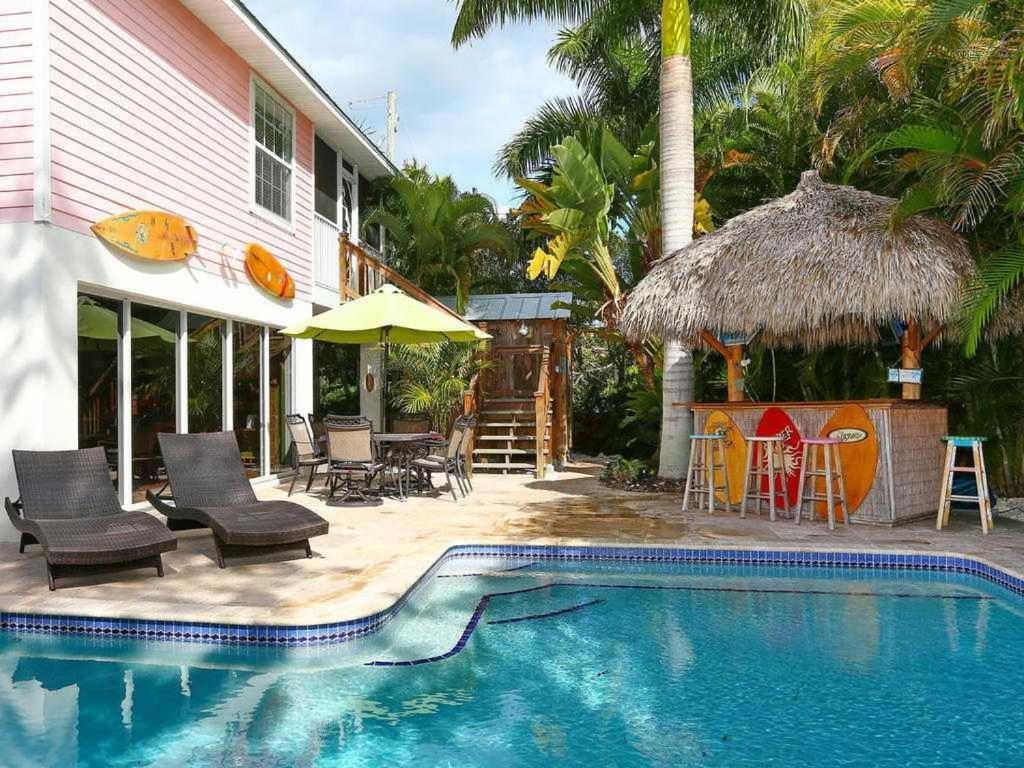 Airb B Vacation House Anna Mairi Island