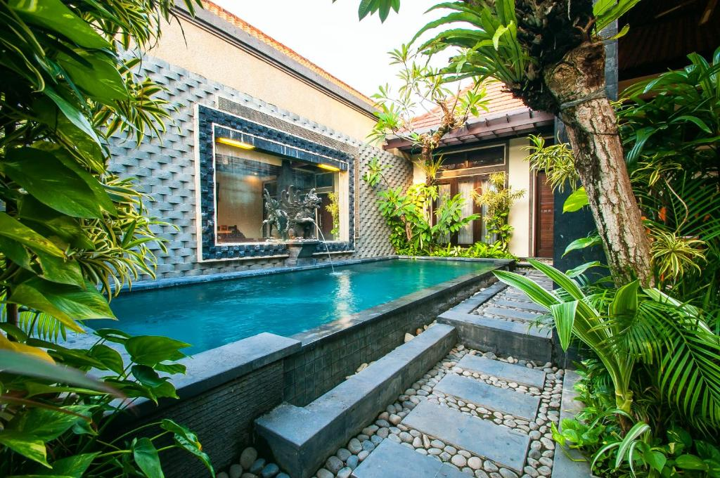 Villa Taman Sari Bali Kerobokan Indonesia Booking Com