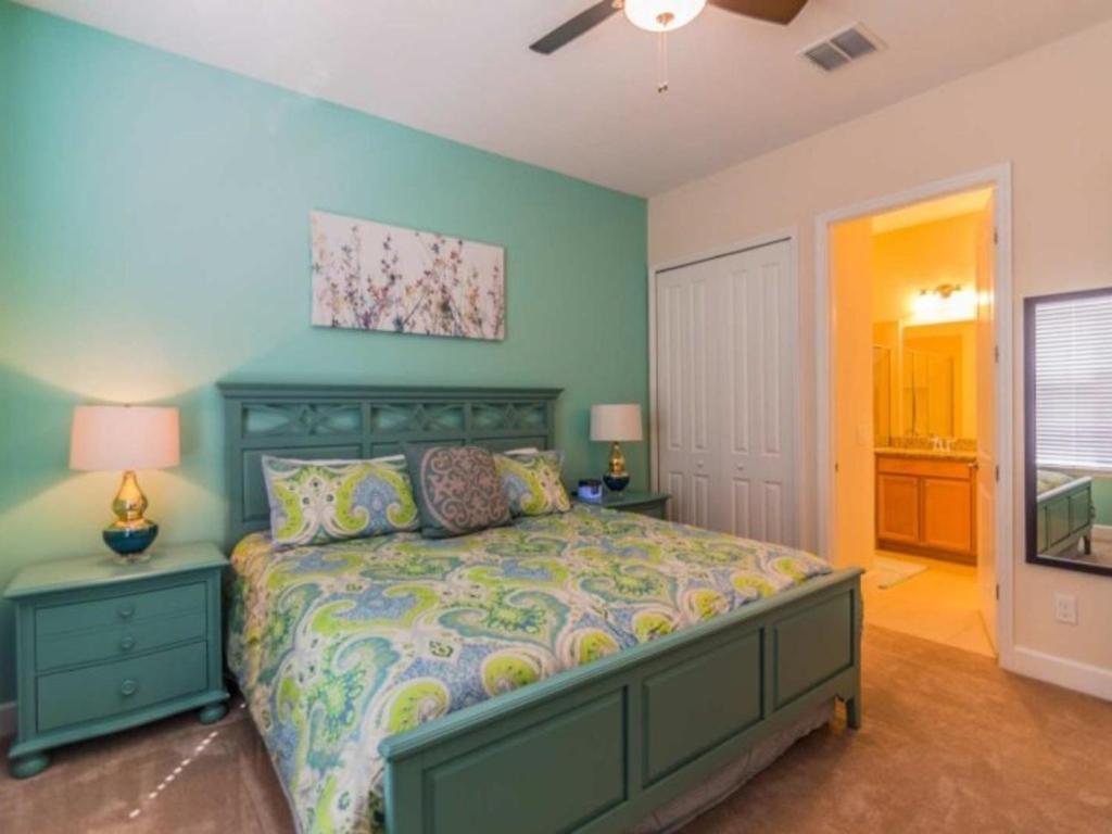 three bedroom townhome in festival resort orlando fl