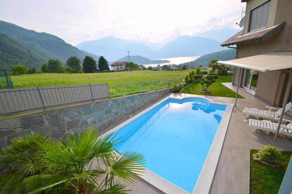 Vacation home casa fantastica colico italy - Casa fantastica ...