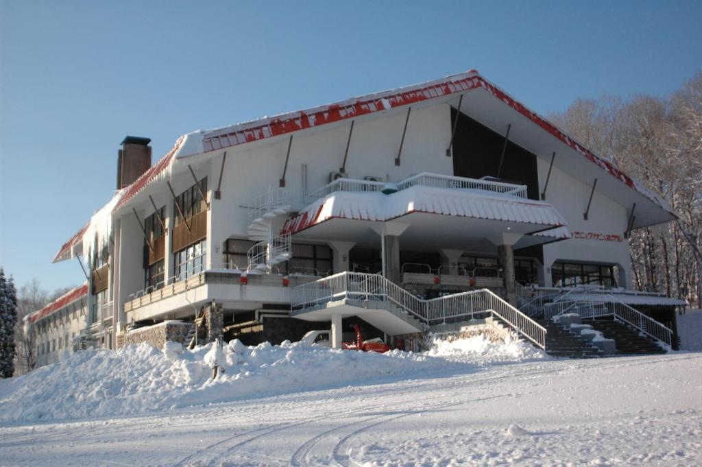 Ski in accommodation Nagano Kurohime