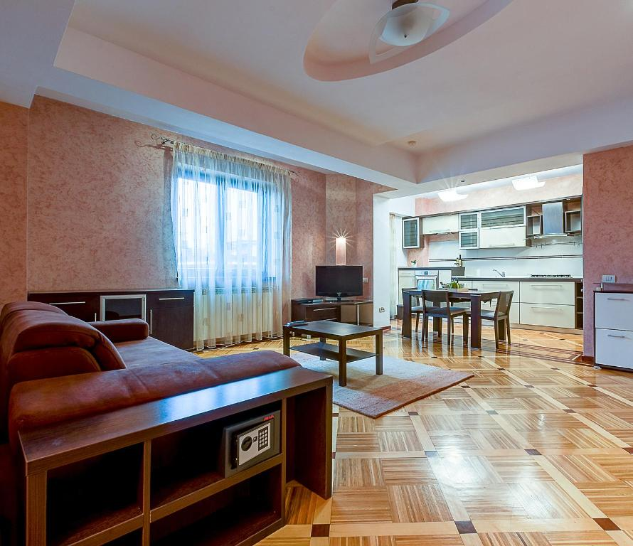 Apartment The One Accommodation Madgearu, Bucharest