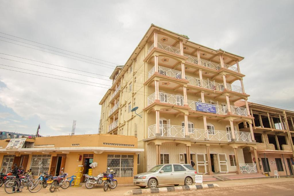 Kings Hotel Kabale