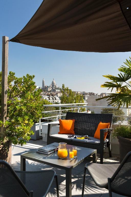84963374 - Citadines Montmartre Paris