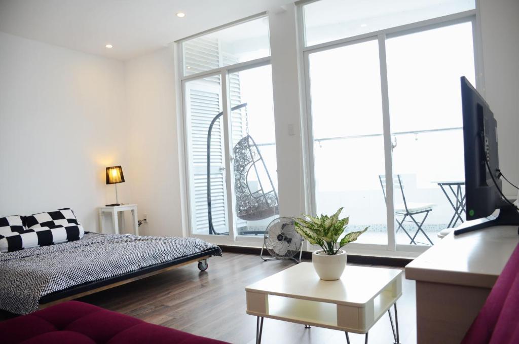 Sea View Apartment Vung Tau  V U0169ng T U00e0u  Bao G U1ed3m H U00ecnh  U1ea3nh