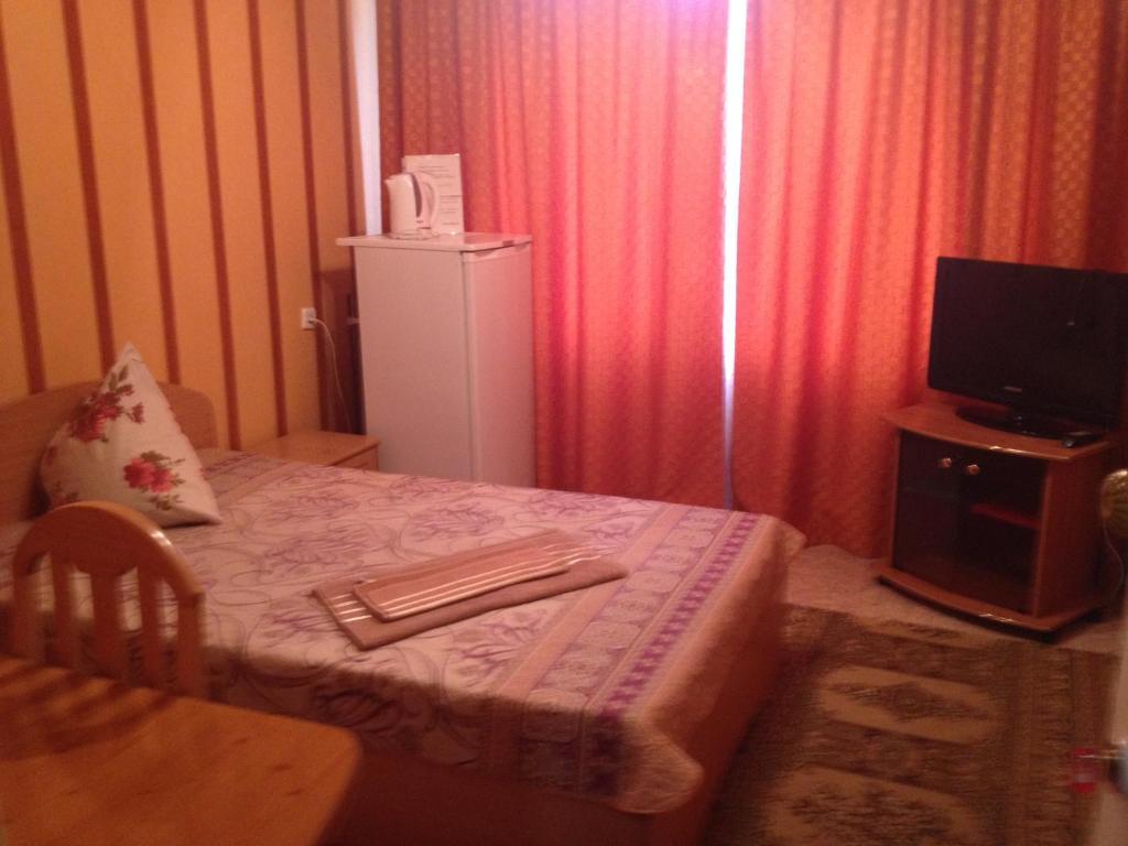 Отзывы Hotel Usinsk