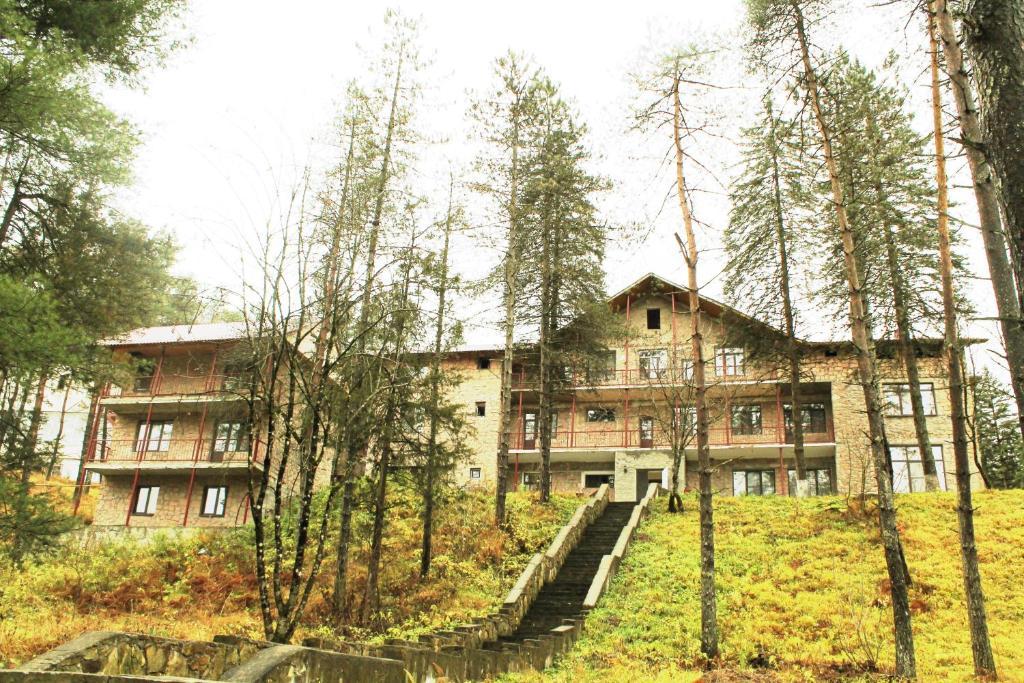 Отзывы Hotel Goluboe Ozero