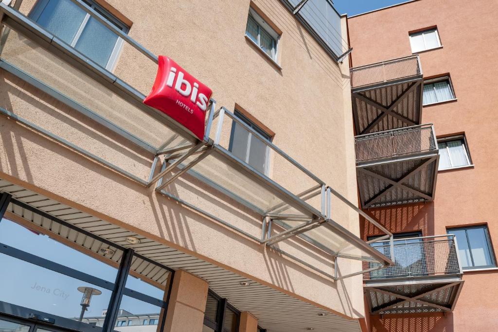 Ibis jena city for Design hotel jena