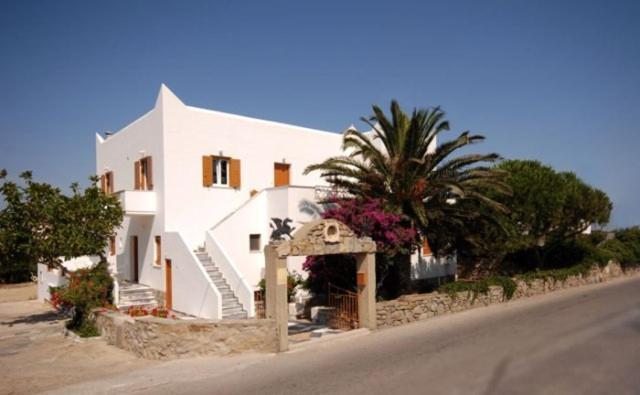 Pension Marmaras, Hotel, Glastros, Mykonos, 84600, Greece