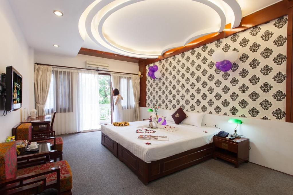 Khách Sạn Asian Legend