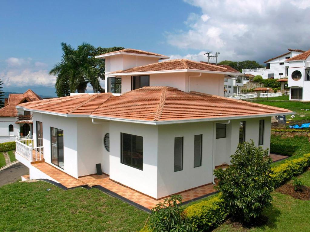 Casa de vacaciones el mirador colombia silvania for Casa colombia