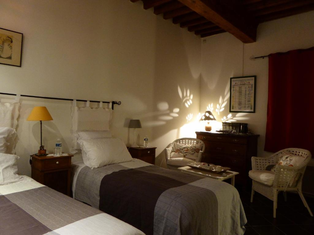 Bed and breakfast chambre d 39 h te avignon france for Chambre avignon