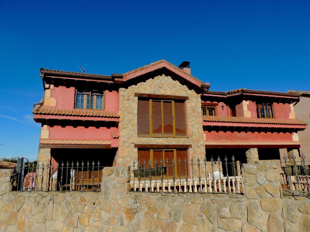 Vacation home casa el enebral pr dena spain for Booking casas