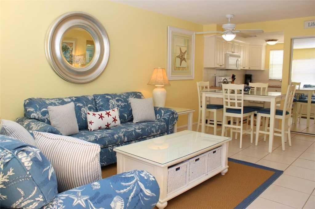Surf Song Two Bedroom Apartment 225 Eua St Pete Beach