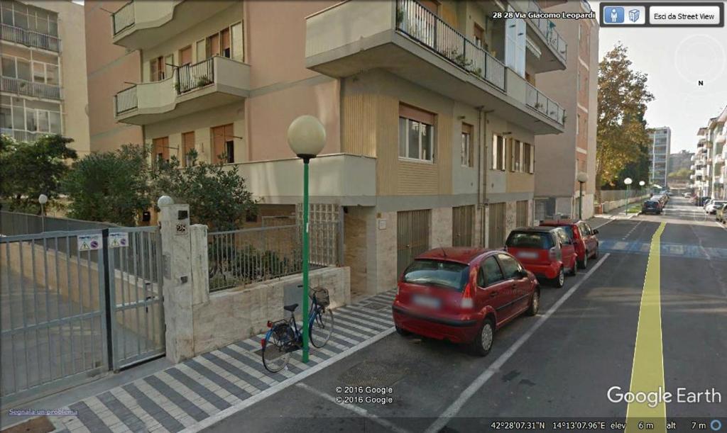 Appartamento Leopardi 26