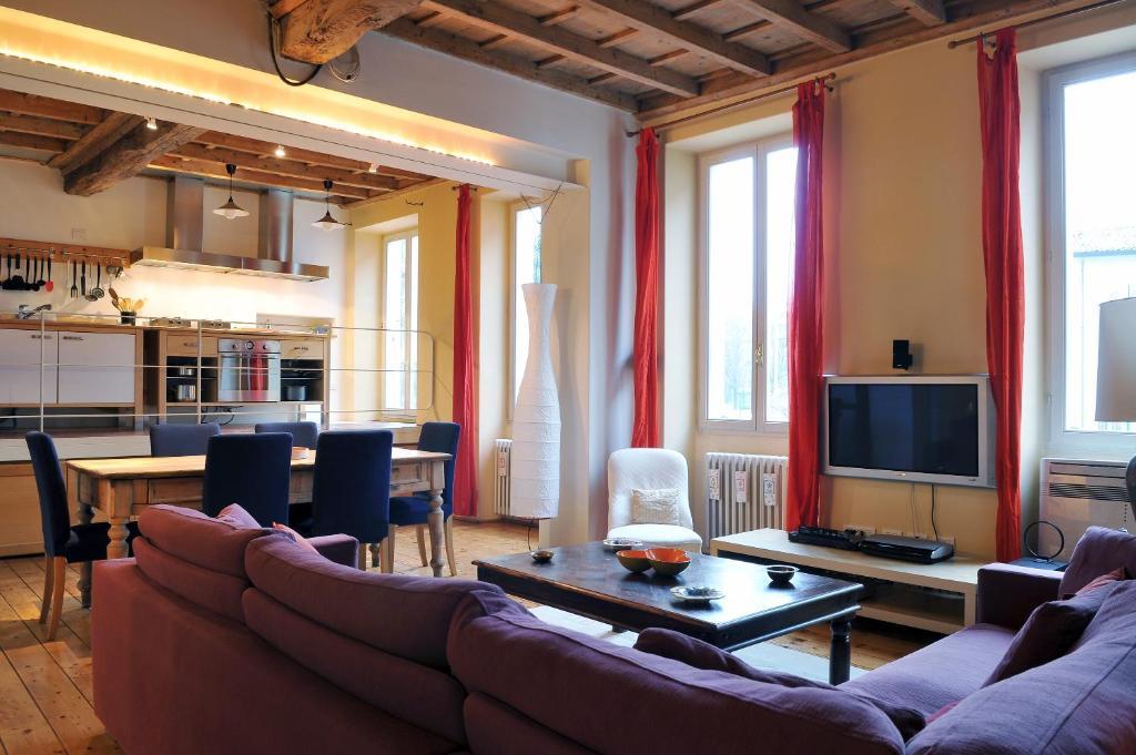 Porta ticinese apartment italia milano - Hotel porta ticinese milano ...
