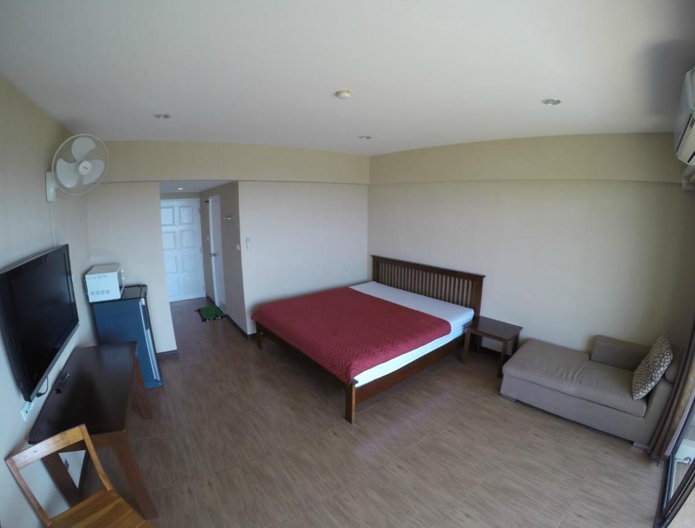 Balcony Bedroom Samed