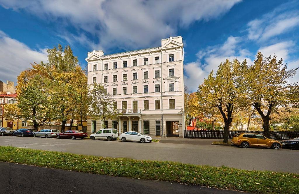 Apartments in Riga, Latvia - Booking.com