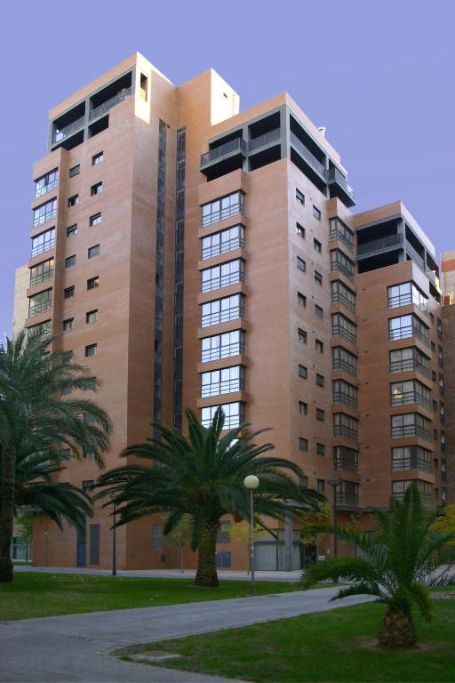 apartamento plaza picasso valencia spain