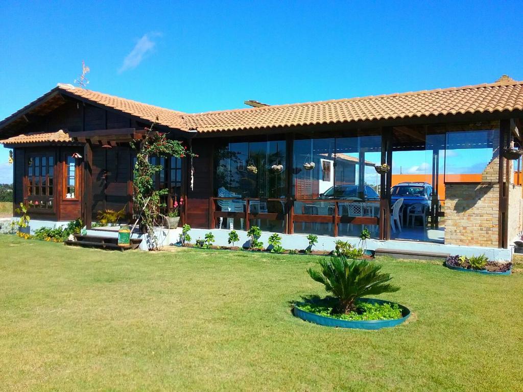 Casa de temporada casa de madeira em bananeiras brasil for Booking casas