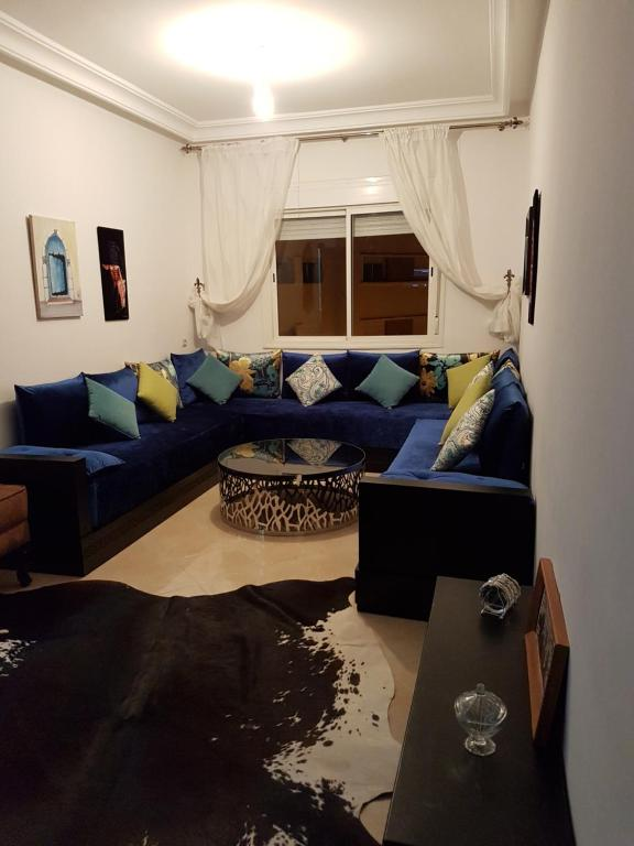 Appartement malabata tangier morocco for Booking appartement