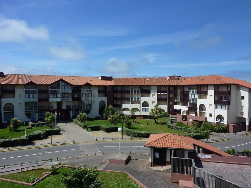 Hossegor plage appartement pour 4 personnes avec piscine for Appart hotel hossegor