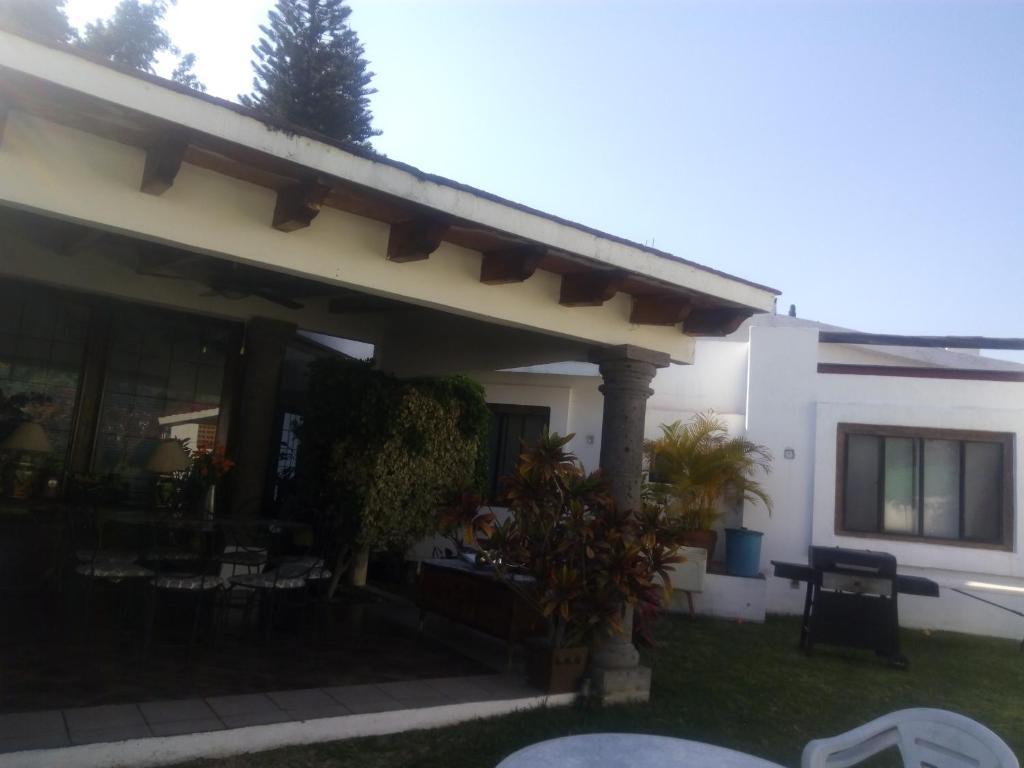 Casa de vacaciones casa amates m xico oaxtepec for Booking casas