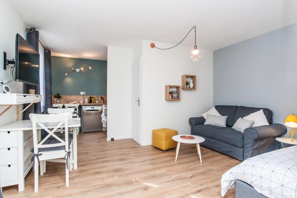 appartement st cyprien toulouse fran a toulouse. Black Bedroom Furniture Sets. Home Design Ideas