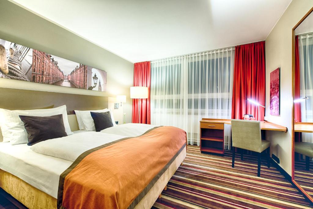 Leonardo Hotel Hamburg Mit Fotos Booking Com