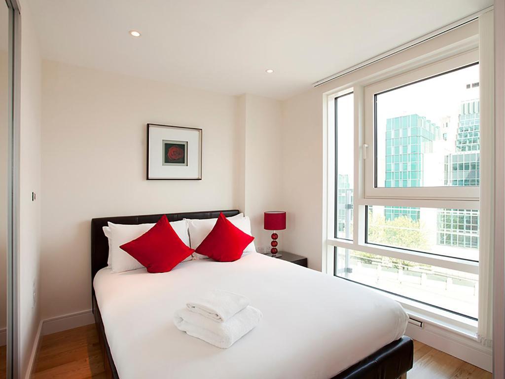 Apartamento st george wharf reino unido londres - Apartamentos en londres booking ...
