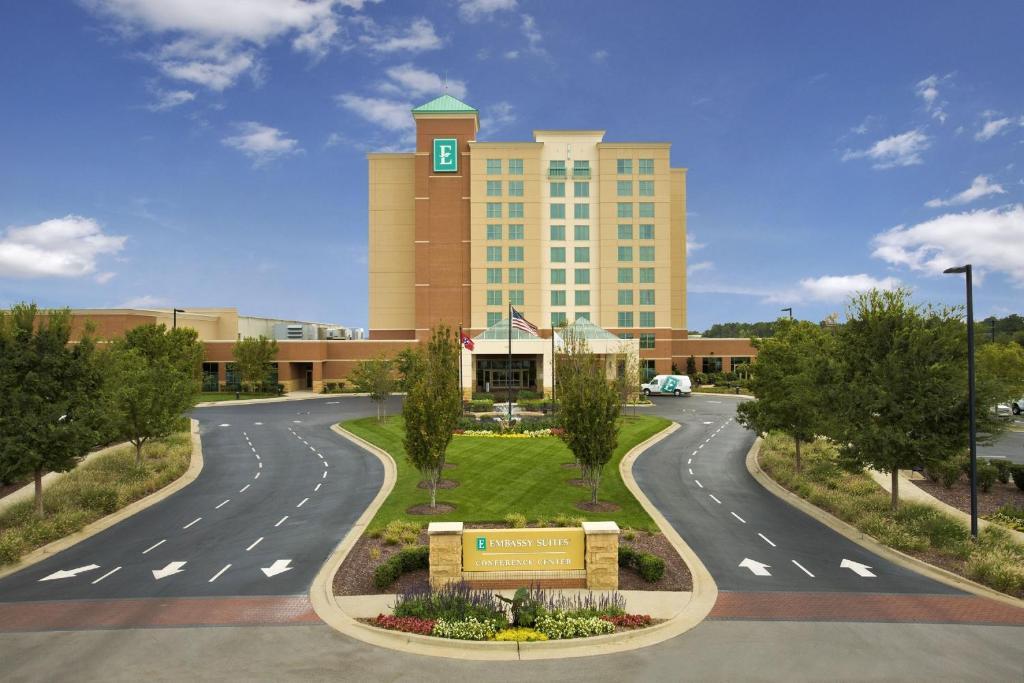 Hotel Embassy Suites Murfreesboro (EE.UU. Murfreesboro