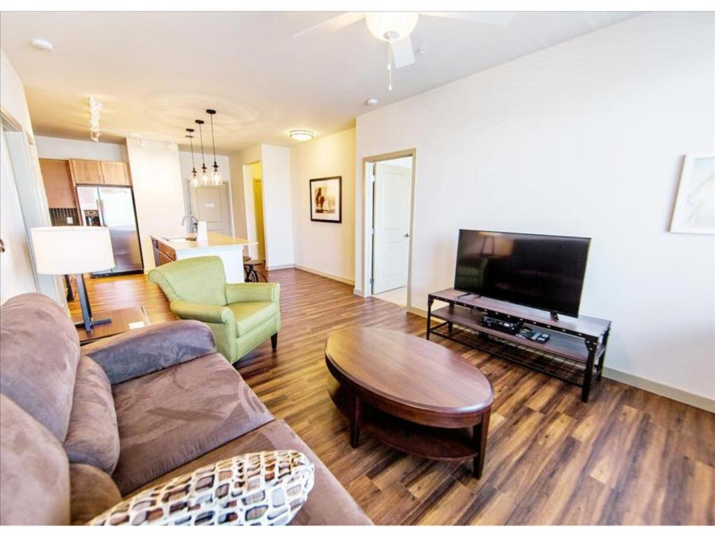 Two Bedroom Midtown Apartment Usa Nashville