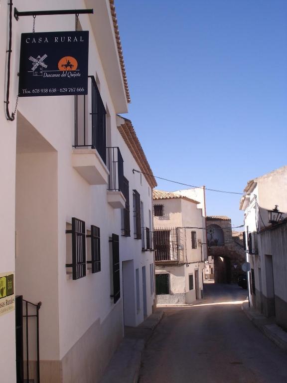 Casa de vacaciones rural descanso quijote espa a belmonte - Hotel el quijote madrid ...