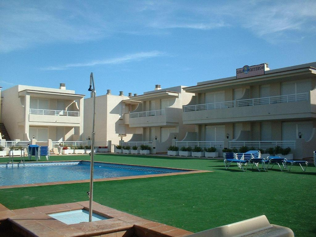 Appartement apart cala montero ii vinar s for Reservation appart hotel espagne