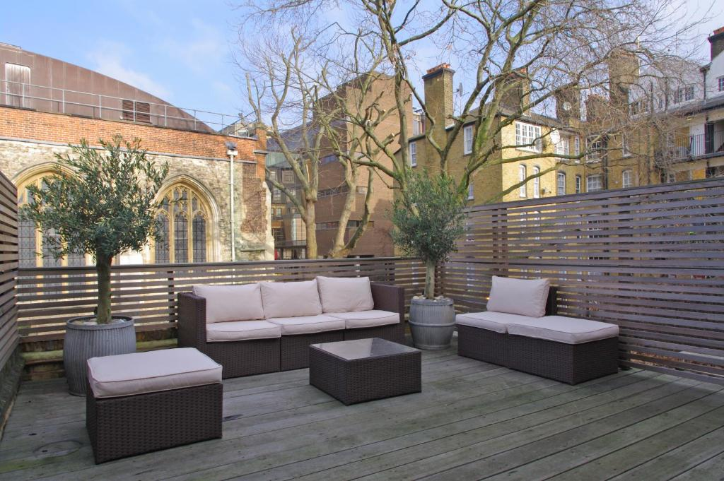Apartamento clerkenwell premium deluxe reino unido londres - Apartamentos en londres booking ...