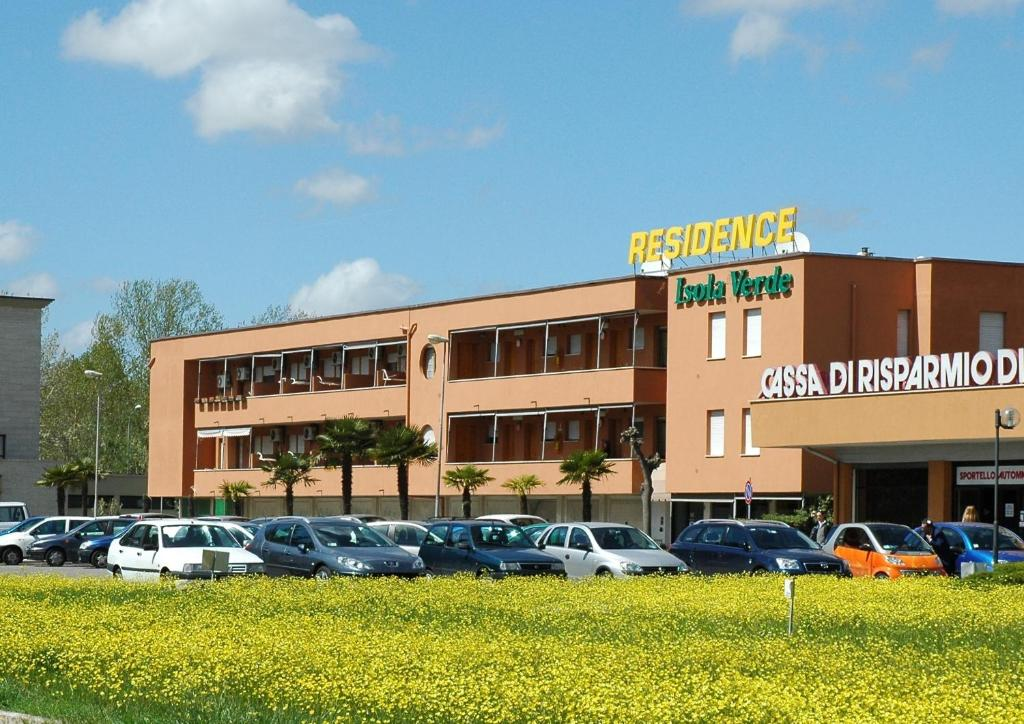 Residence Isola Verde Cisanello Pisa Italy Booking Com