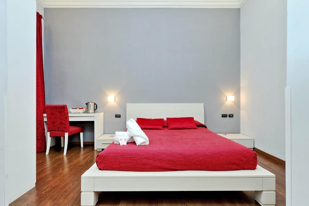 O Relais At Via Veneto é uma ótima opção de hospedagem em Ludovisi