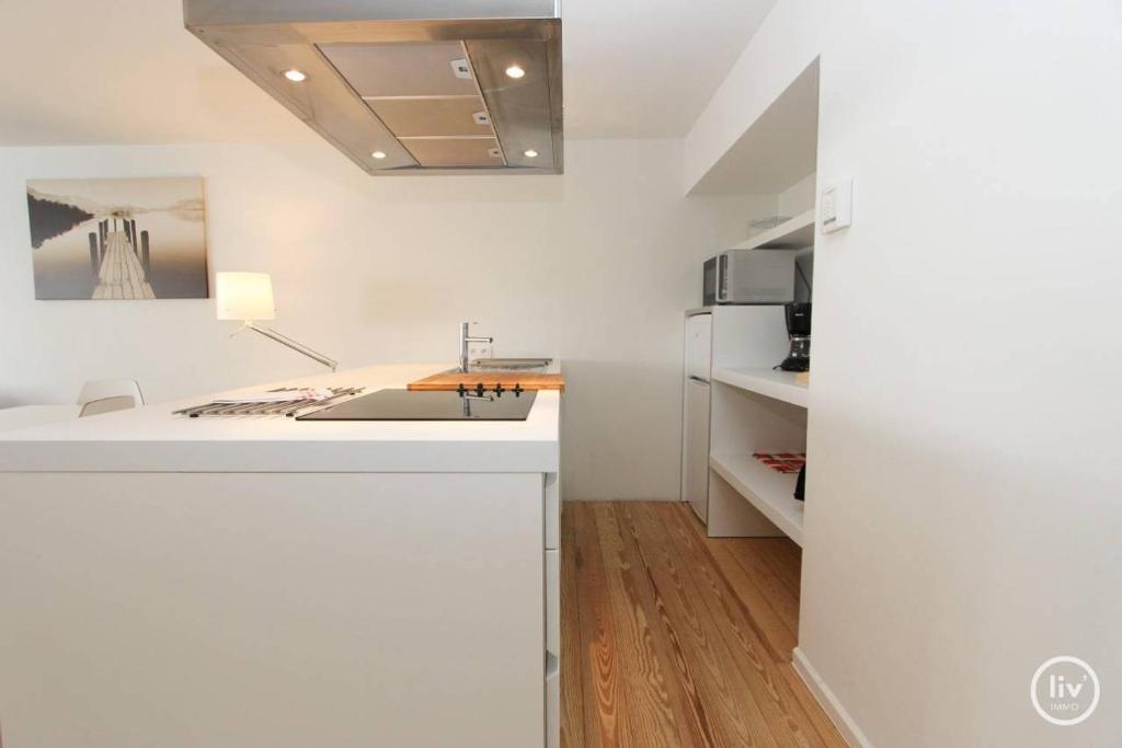 parmentierlaan apartment b lgica knokke heist. Black Bedroom Furniture Sets. Home Design Ideas