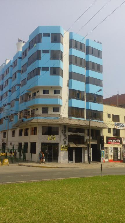 Hotel Paqueñito Lima