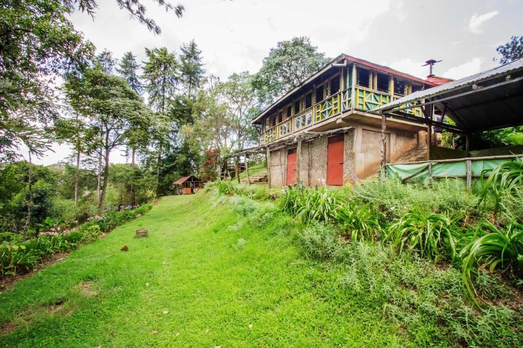 Kimugu River Lodge
