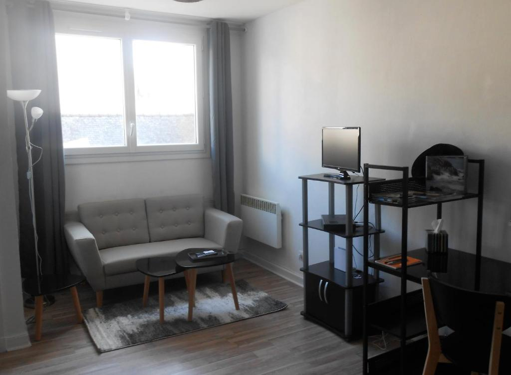 Apartamento appart dubail fran a lorient for Appart hotel bretagne sud