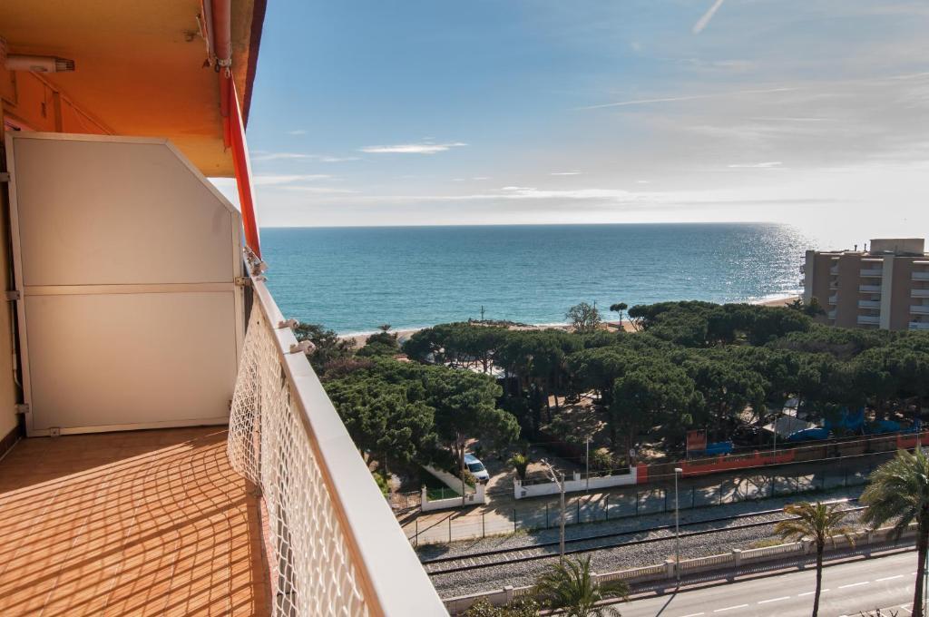 Apartamento 183 Paseo Marítimo Malgrat (Espanha Malgrat de ...