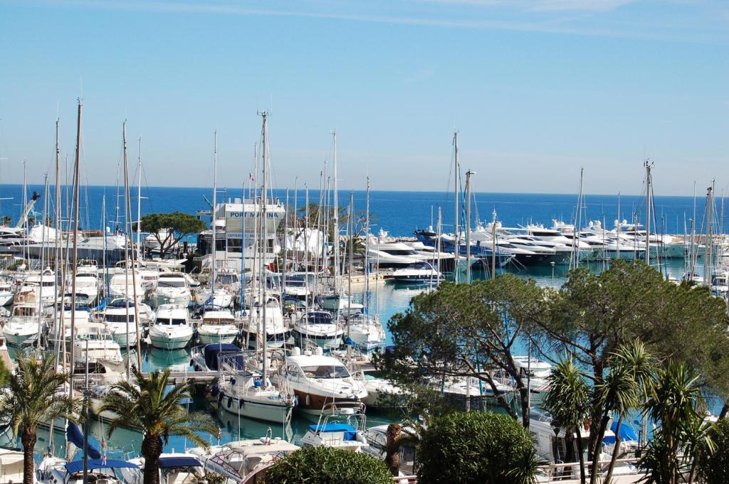 Appartamento marina baie des anges francia villeneuve for Piscine marina baie des anges
