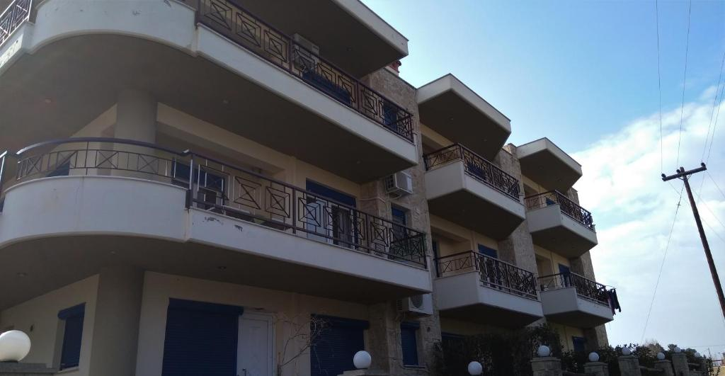 Florence apartment griechenland kallithea chalkidiki for Appart hotel florence